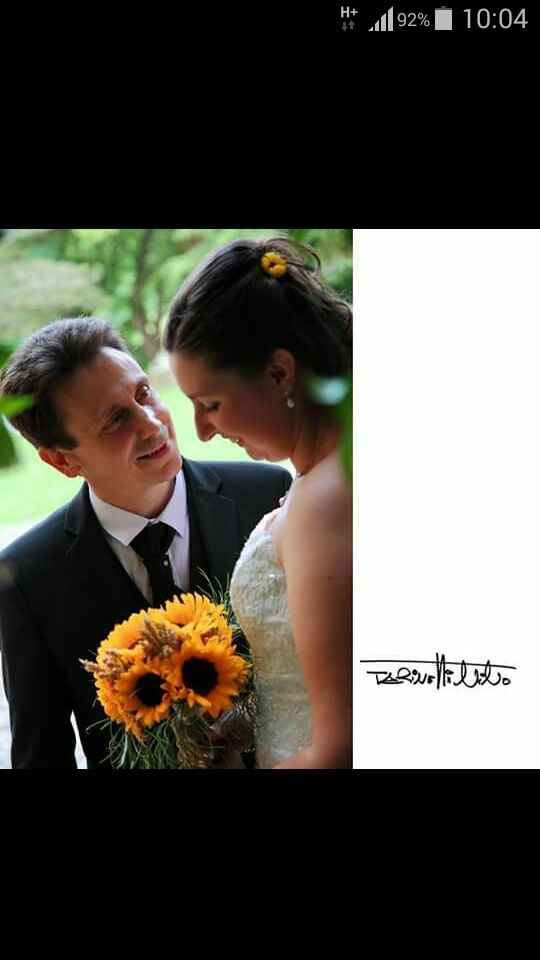 Eccoci...finalmente marito e moglie - 1