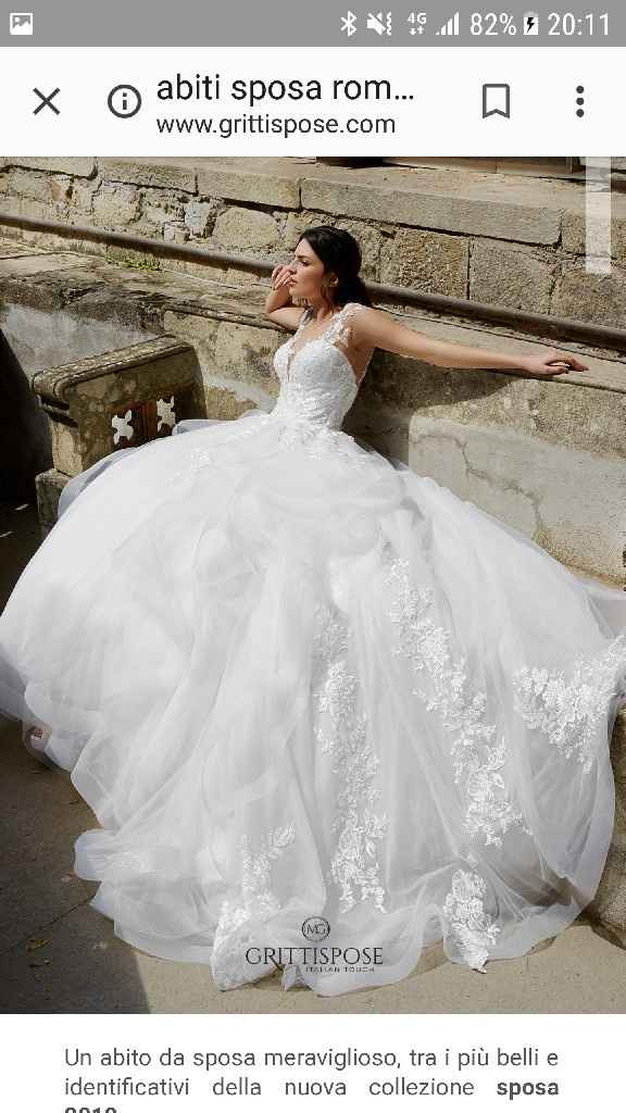 Il tuo vestito da sposa 2019 - lo scollo 🌺 - 1