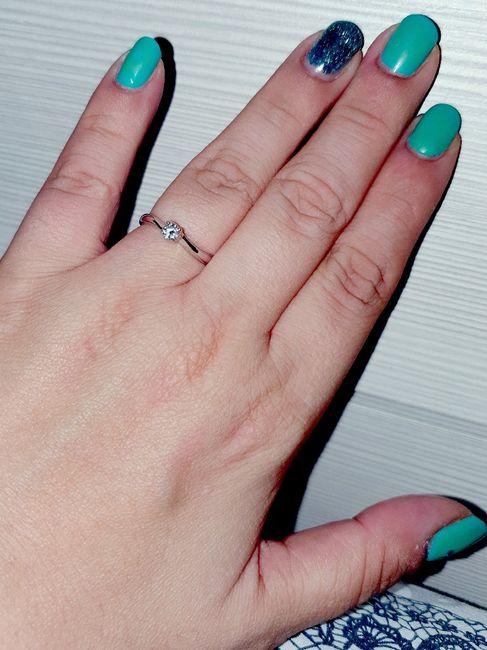#LoveFriday - Mostrateci il vostro anello di fidanzamento 12
