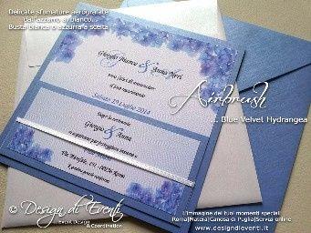 Partecipazioni Matrimonio Azzurro : Colore matrimonio serenity organizzazione matrimonio forum