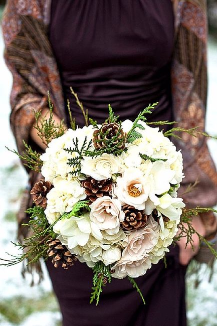 Bouquet Matrimonio Natalizio : Bouquet natalizio organizzazione matrimonio forum