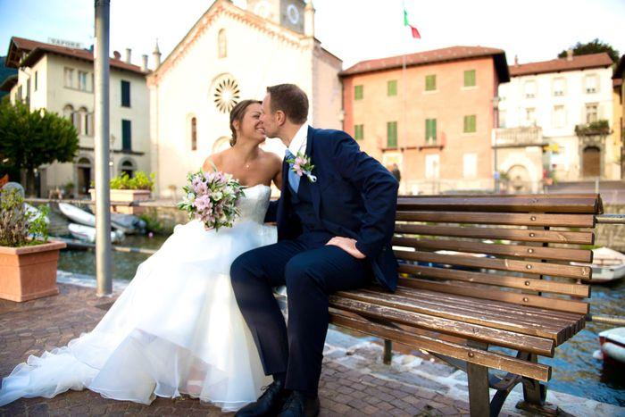 Qual è la foto più bella del vostro matrimonio? 11