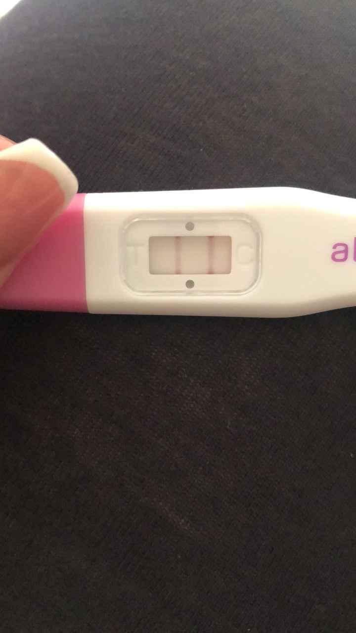 Test ovulazione positivo 11 po teorico - 1