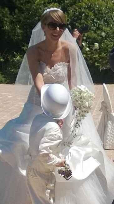 Sposa e paggetto