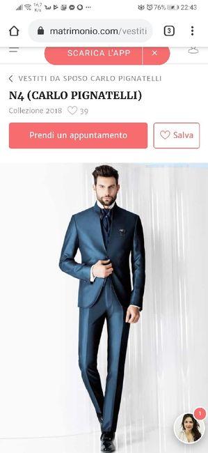 Quale colore scegliere per il vestito da sposo? 🤵 1