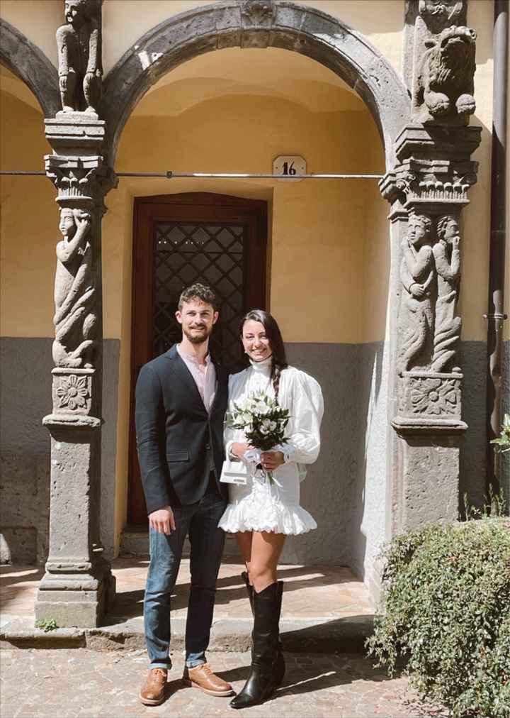 Ufficialmente promessi sposi a -35 giorni - 1