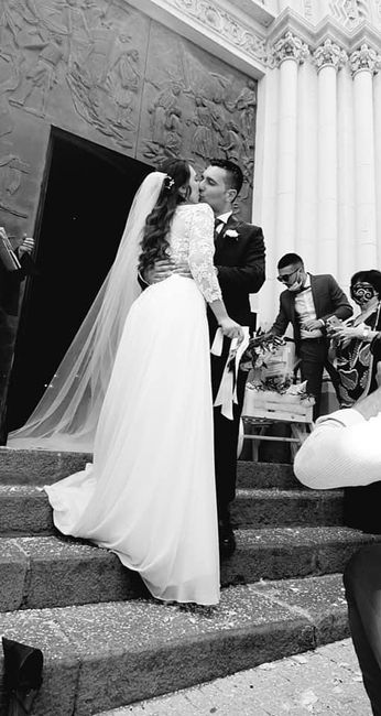 Just married ♥️ 1