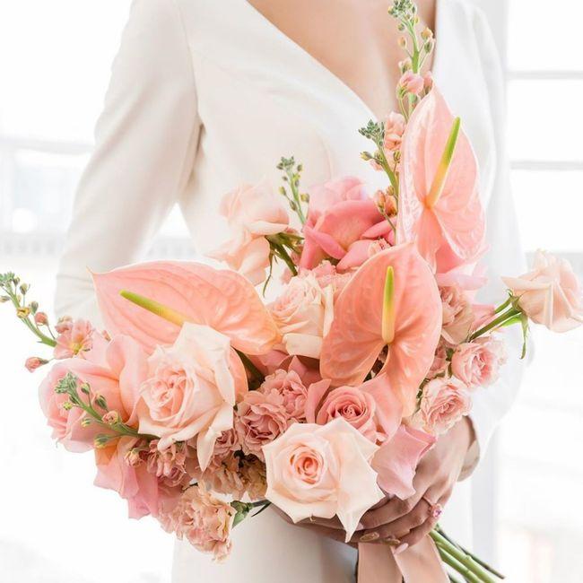 L'anthurium nelle composizioni floreali 1