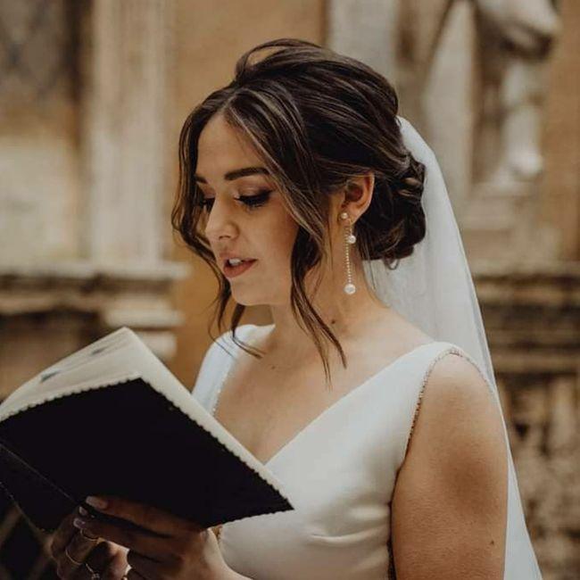 Capelli sposa 💇🏻♀️ Quale acconciatura vi piace? 3