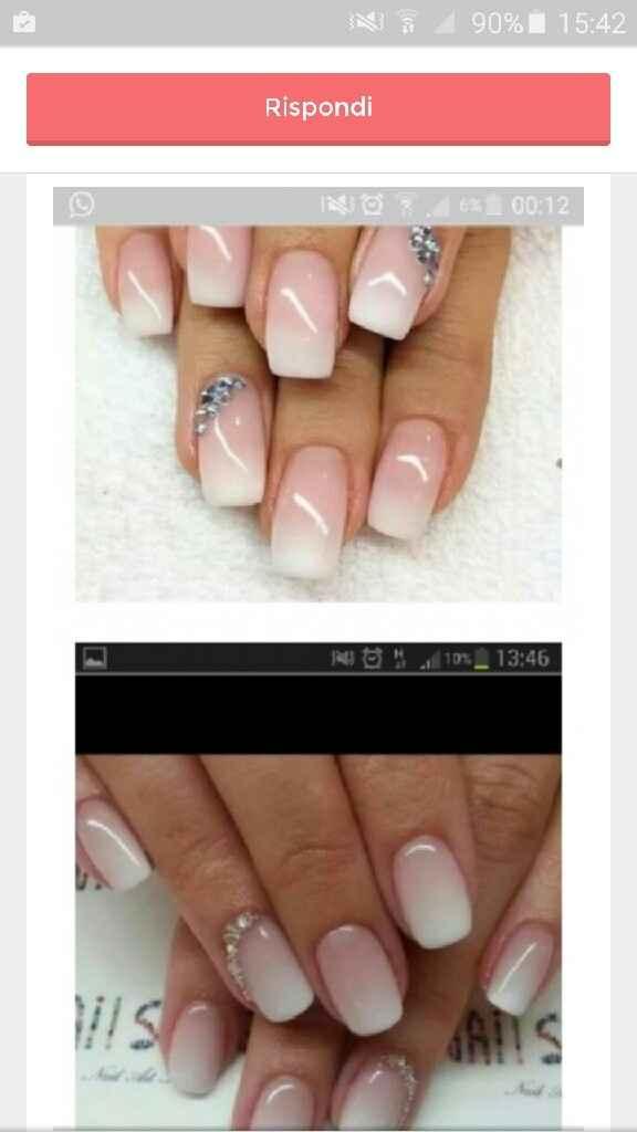 Come le farete le unghie? - 2