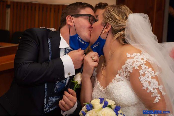 Curiosità per chi si è sposata in questi ultimi mesi😍come si è svolto il tutto? 3