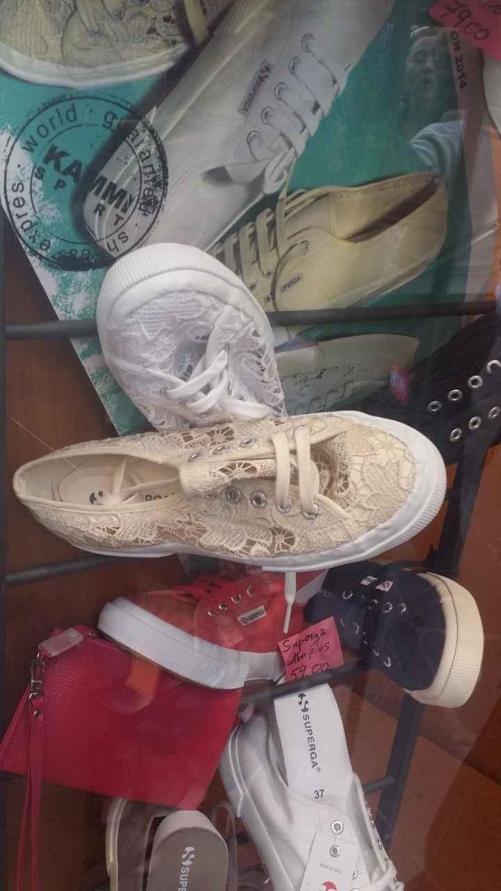 Cambio scarpa - 1