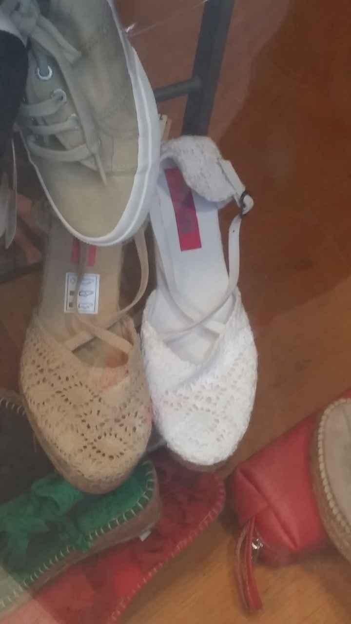 Cambio scarpa - 2