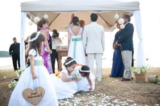 Matrimonio Azzurro E Arancione : Decorazione arancione azzurro ricevimento di nozze
