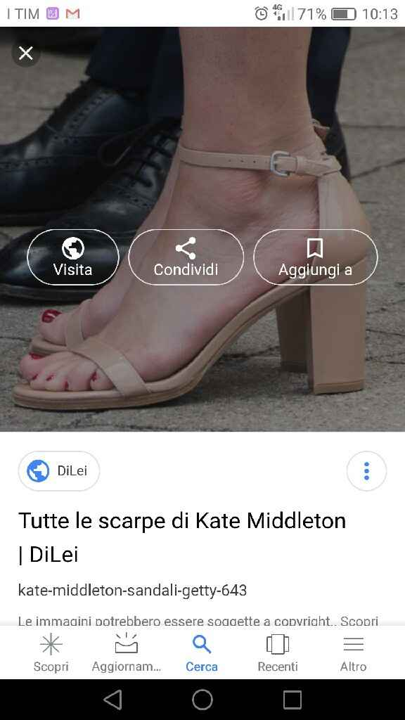 Scarpe 🙄🙄 - 1
