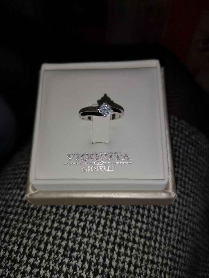 i miei anelli ! Mostratemi i vostri 💎💍❤ - 2
