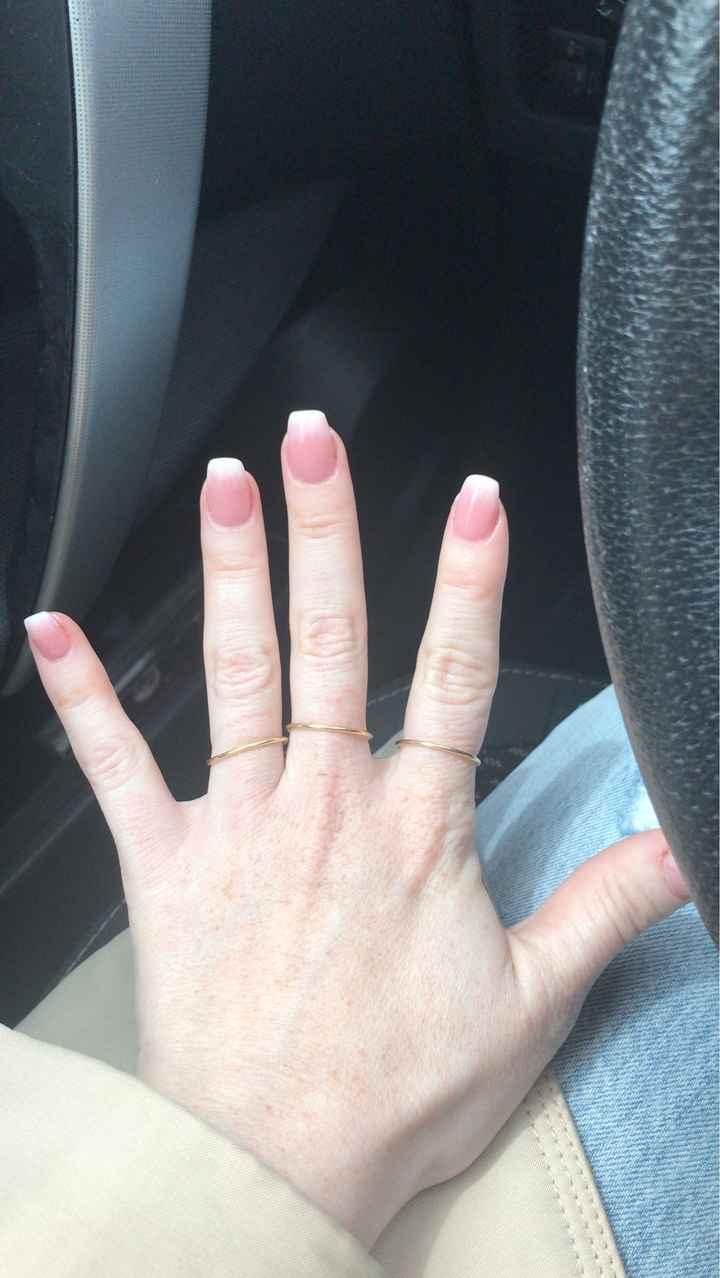 Prova unghie, consiglio Gel - 1