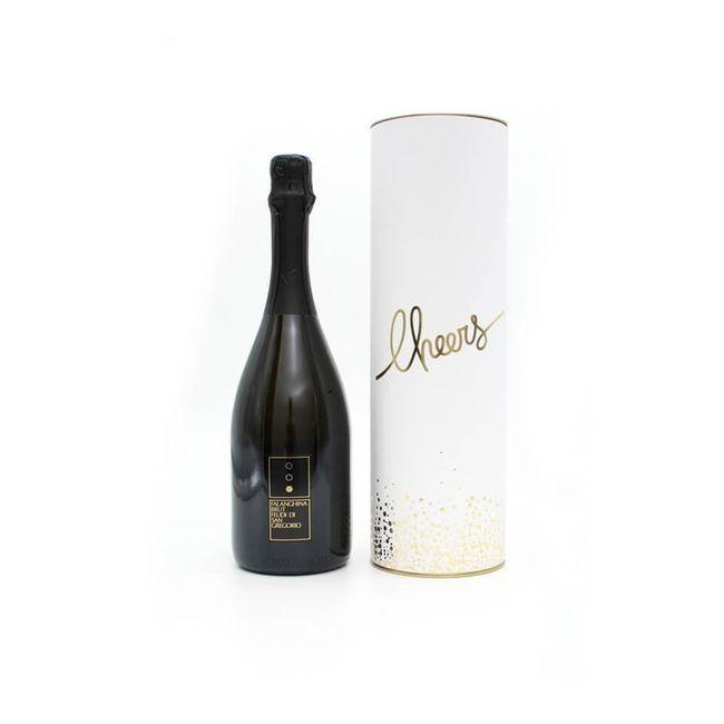 Bottiglia di vino come bomboniera... - 2