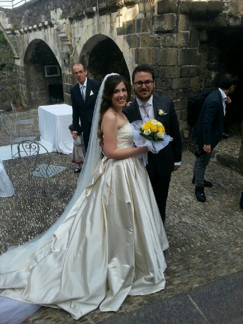 30.05.2017 - just married! - 2