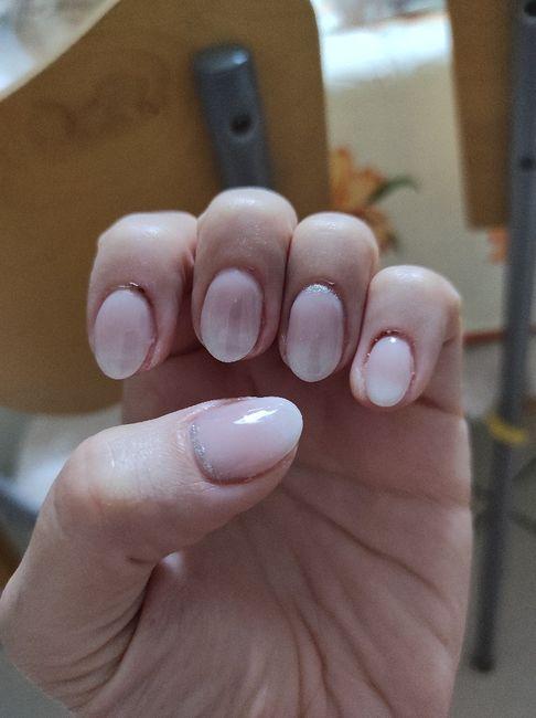 Manicure sposa 11