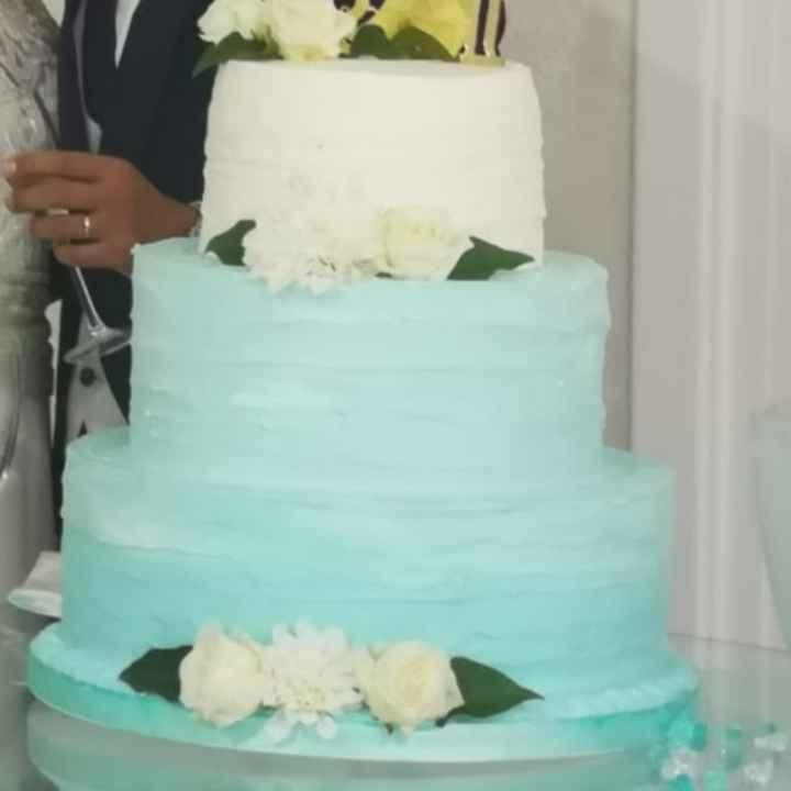 Torta nuziale🎂 - 1