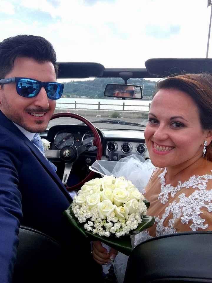 Finalmente marito e moglie ❤ - 6