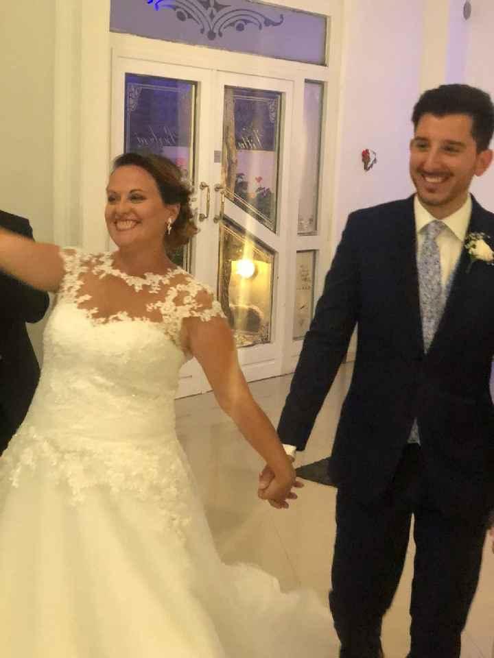 Finalmente marito e moglie ❤ - 7