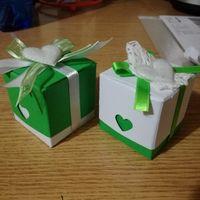 Consegna partecipazioni con confetti - 1