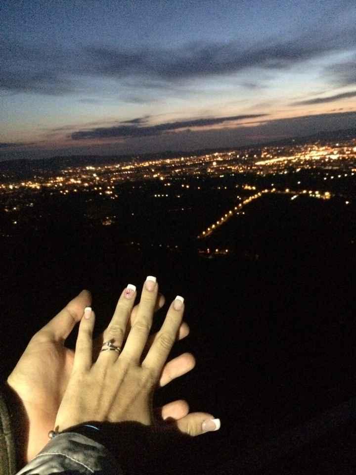 Diario della sposa - La data in cui ti ha fatto la proposta? - 1