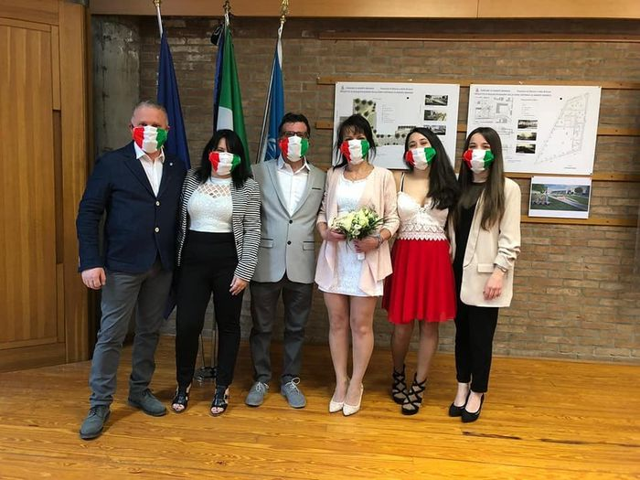 Matrimonio 18 aprile Fattooooooo!!!!!! 2