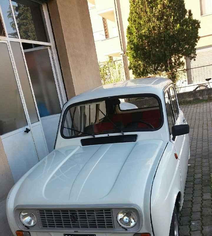 La nostra auto sposi - 1