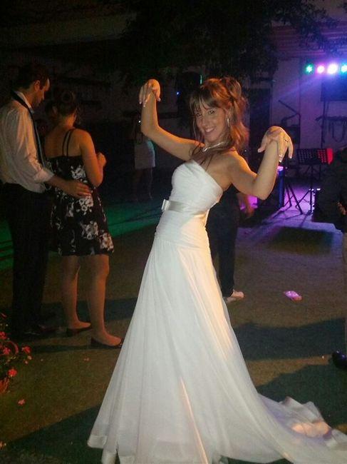 Abito da sposa 3 - stile a line - 1