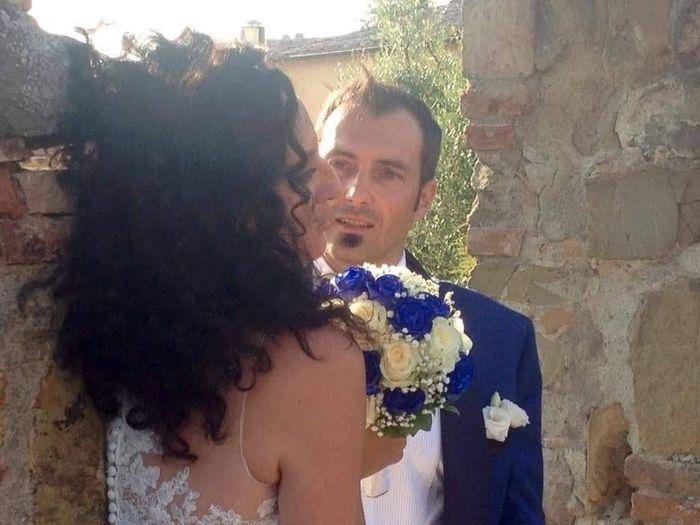 Bouquet da sposa total white o colorato?💐 2