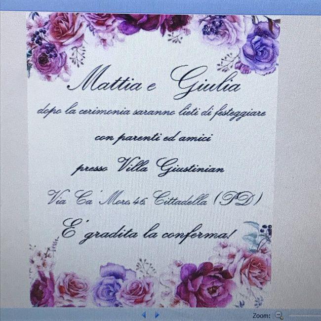 Inviti matrimonio!! - 2