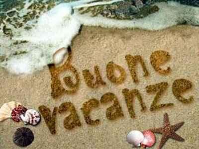Buone vacanzeee,sposine di matrimonio.com;-)!!!