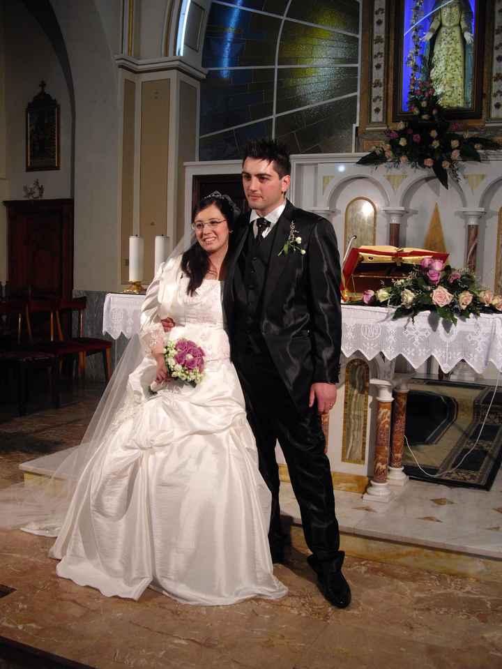 Foto ricordo 8 OTTOBRE 2011:UN MATRIMONIOOO INDIMENTICABILeee