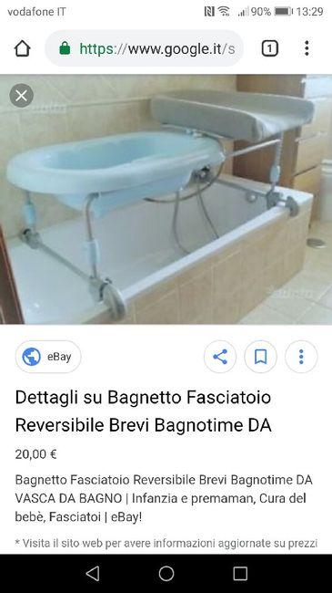 Bagnetto Fasciatoio Per Vasca Da Bagno.Fasciatoio Con Vaschetta Future Mamme Forum Matrimonio Com
