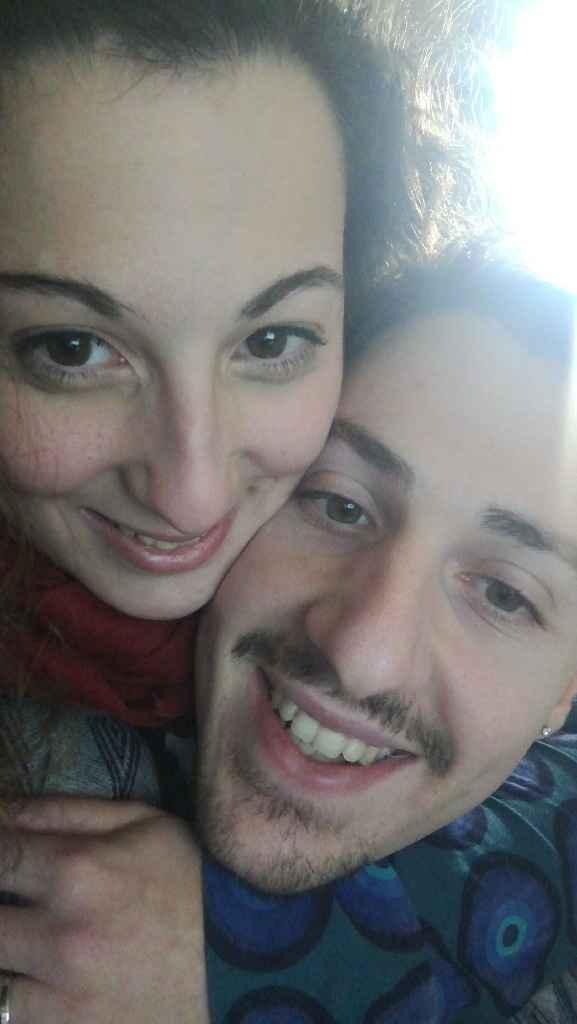 La mia storia d'amore: Federica e Claudio - 1