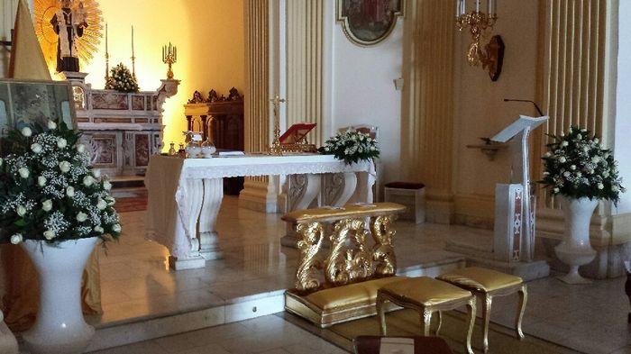 Sgabello o sedia cerimonia nuziale forum matrimonio