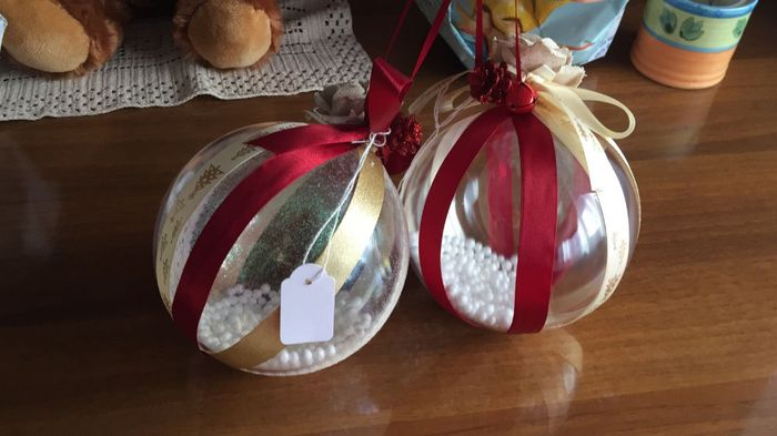 Bomboniere Matrimonio Tema Natalizio : Bomboniere natalizie flop pagina fai da te forum