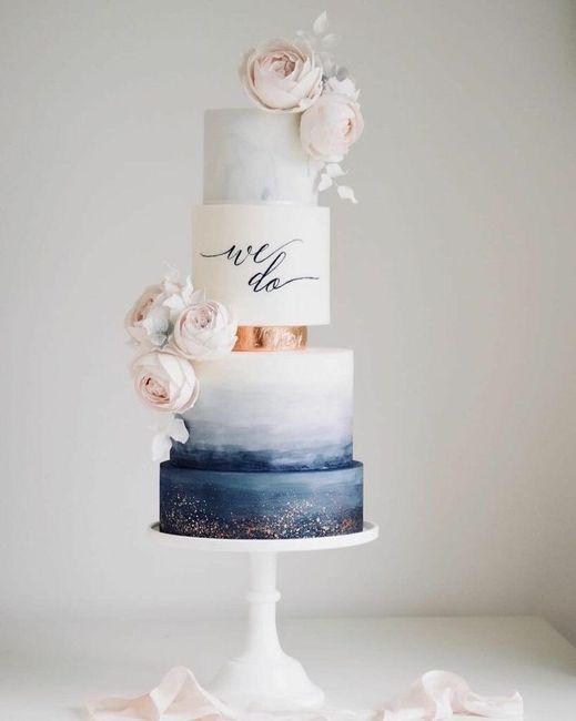 Commissionare torta e cake topper - 1