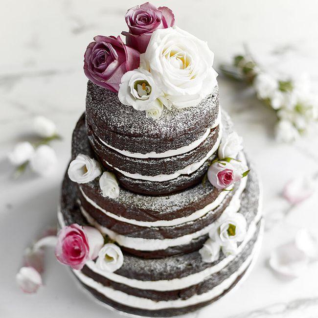 Naked Cake la ricetta per la torta nuda - Sinceramente Alice
