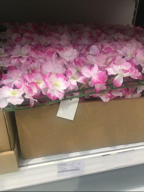 Parete di fiori 🌸📷 per Photobooth! 5
