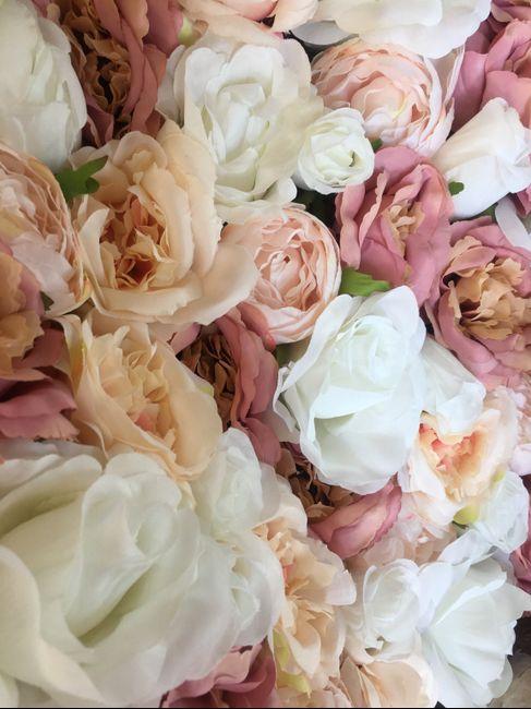 Parete di fiori 🌸📷 per Photobooth! 11