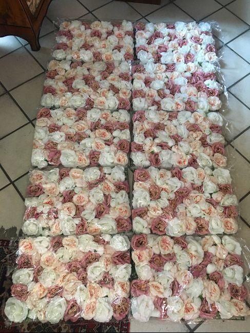 Parete di fiori 🌸📷 per Photobooth! 12