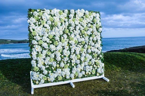 Parete di fiori 🌸📷 per Photobooth! 15