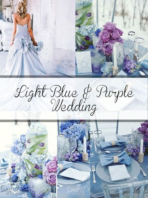 Palette colori matrimonio. 7