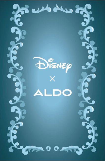 Scarpette di cristallo! Disney x Aldo 👠👸🏻 1