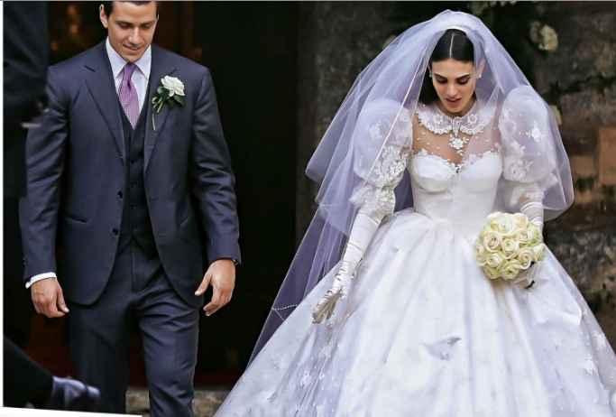Matrimonio Vip e... che abito! - 1