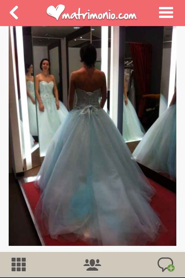 Abito da sposa colorato: chi lo indosserà? - 1